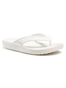 Crocs Crocs Tongs Classic II Flip 206119 Blanc