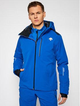 Descente Descente Kurtka narciarska Breck DWMQGK09 Niebieski Tailored Fit