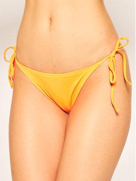 Guess Guess Dół od bikini E02O21 MC009 Pomarańczowy