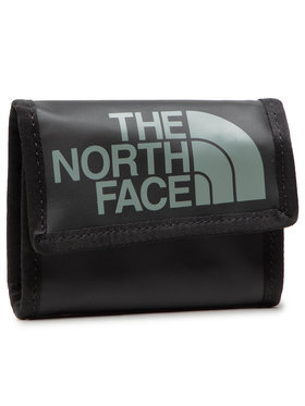 The North Face The North Face Nagyméretű férfi pénztárca Base Camp Wallet NF00CE69JK31 Fekete
