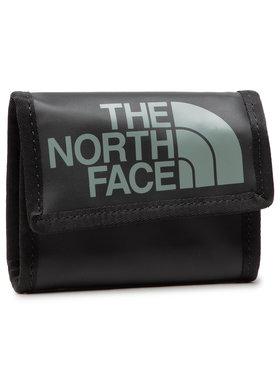 The North Face The North Face Veľká pánska peňaženka Base Camp Wallet NF00CE69JK31 Čierna