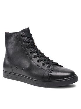 Gino Rossi Gino Rossi Sneakersy MI08-C870-871-10 Czarny