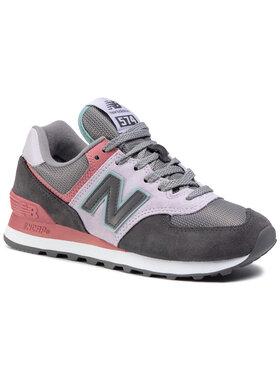 New Balance New Balance Sneakersy WL574LBT Šedá