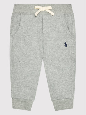 Polo Ralph Lauren Polo Ralph Lauren Teplákové kalhoty 320720897004 Šedá Regular Fit