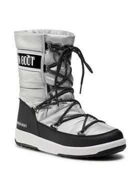 Moon Boot Moon Boot Cizme de zăpadă Jr G. Quilted Wp 34051400006 D Gri