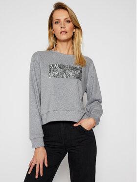 DKNY DKNY Sweatshirt 0KH7GYM Grau Regular Fit