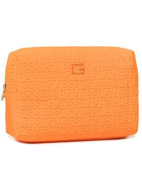 Guess Guess Kozmetická taštička Caris Accessories PWCARI P0215 Oranžová