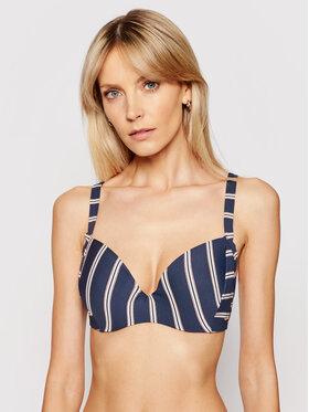 Roxy Roxy Bikinio viršus Moonlight Splash ERJX304368 Tamsiai mėlyna