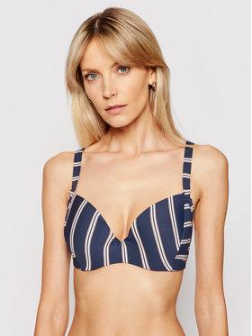 Roxy Roxy Góra od bikini Moonlight Splash ERJX304368 Granatowy