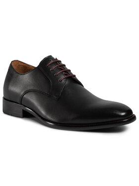 Digel Digel Κλειστά παπούτσια Simon 1001902 Μαύρο