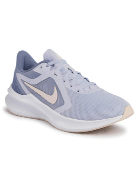 NIKE NIKE Topánky Downshifter 10 CI9984 006 Modrá
