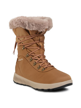 Columbia Columbia Апрески Slopeside Village Omni-Heat Hi BL0146 Кафяв