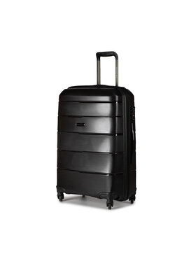 Puccini Puccini Valise rigide taille moyenne Bahamas PP016B 1 Noir