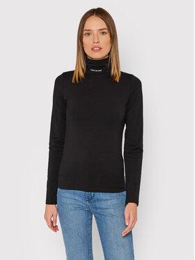 Calvin Klein Jeans Calvin Klein Jeans Golf J20J216784 Czarny Slim Fit