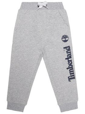 Timberland Timberland Pantaloni da tuta T24B05 M Grigio Regular Fit