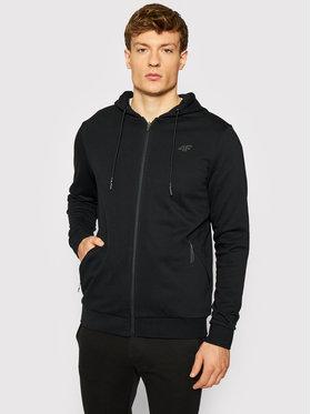 4F 4F Sweatshirt H4L21-BLM016 Noir Regular Fit