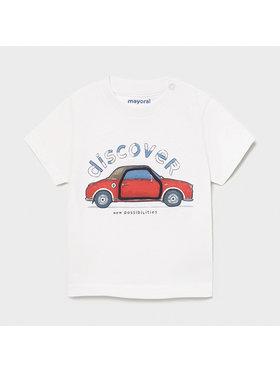 Mayoral Mayoral T-Shirt 1006 Weiß Regular Fit