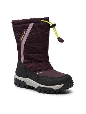 Geox Geox Schneeschuhe J Himalaya G.B Wpf A J162SA 0FU50 CF88F S Violett