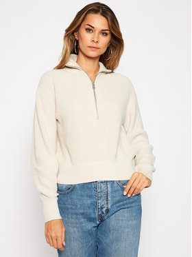 Calvin Klein Jeans Calvin Klein Jeans Pulover J20J214984 Bej Regular Fit