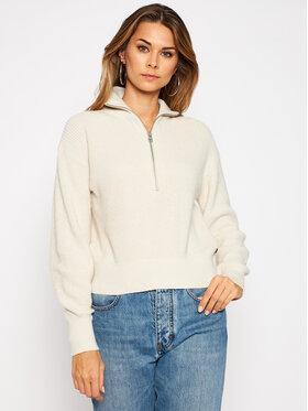 Calvin Klein Jeans Calvin Klein Jeans Sweter J20J214984 Beżowy Regular Fit