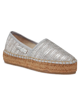LOVE MOSCHINO LOVE MOSCHINO Espadrillas JA10463G0CJO0902 Argento
