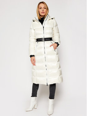 Calvin Klein Calvin Klein Vatovaná bunda Lofty Down K20K202309 Biela Regular Fit