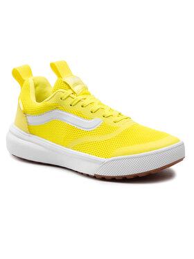Vans Vans Sneakersy Ultrarange Rapidw VN0A3MVUXVR1 Żółty