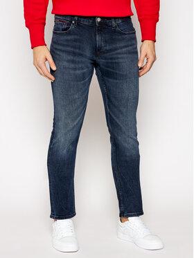 Tommy Jeans Tommy Jeans Prigludę (Slim Fit) džinsai Scanton DM0DM09296 Tamsiai mėlyna Slim Fit