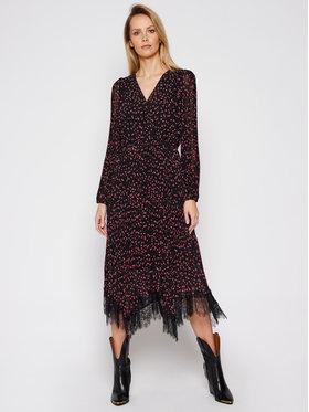 DKNY DKNY Ежедневна рокля P0JBVHOK Черен Regular Fit