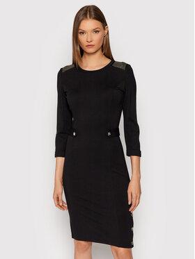 Liu Jo Sport Liu Jo Sport Φόρεμα υφασμάτινο TF1163 J6182 Μαύρο Slim Fit