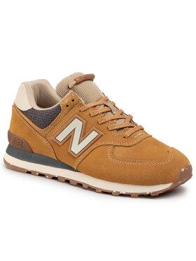 New Balance New Balance Laisvalaikio batai ML574SOI Ruda