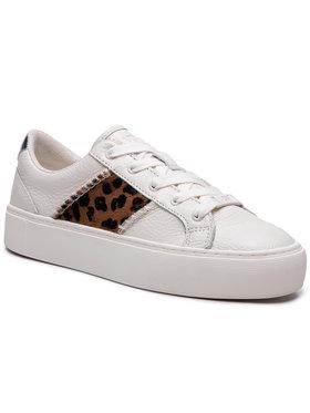 Ugg Ugg Sneakersy W Dinale Exotic 1120013 Biela