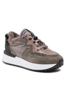 Le Silla Le Silla Sneakers Petalo 1904T020M1LLVEL089 Grün