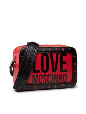 LOVE MOSCHINO LOVE MOSCHINO Дамска чанта JC4182PP1DLI0 Червен