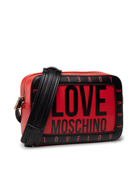 LOVE MOSCHINO LOVE MOSCHINO Geantă JC4182PP1DLI0 Roșu