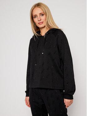 Liu Jo Liu Jo Sweatshirt TF0038 F0811 Noir Regular Fit