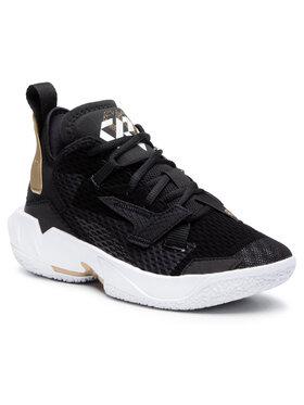 Nike Nike Batai Jordan Why Not Zero.4 (GS) CQ9430 001 Juoda