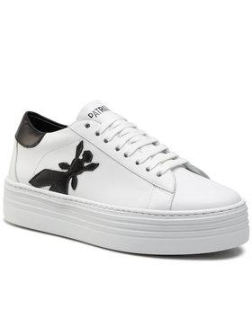 Patrizia Pepe Patrizia Pepe Sneakersy 2VA097/A3KW-W146 Bílá