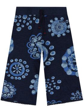 Desigual Desigual Spodnie materiałowe Nuevomexico 20SGPK03 Granatowy Regular Fit
