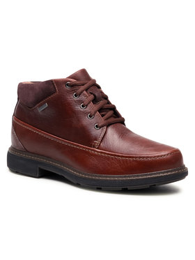 Clarks Clarks Boots Un TreadOnGtx2 GORE-TEX 261551457 Marron