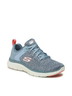 Skechers Skechers Batai Flex Appeal 4.0 149307/SLTP Tamsiai mėlyna