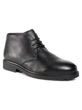 Digel Digel Šnurovacia obuv Sweeney 1209735 Čierna