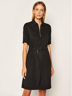 Calvin Klein Calvin Klein Každodenní šaty K20K202071 Černá Regular Fit