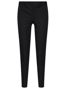 Polo Ralph Lauren Polo Ralph Lauren Pantaloni din material Str-Pnt 211752934001 Negru Slim Fit