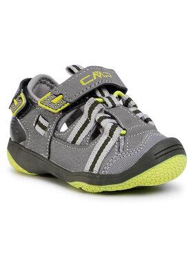 CMP CMP Сандали Baby Naboo Hiking Sandal 30Q9552 Сив