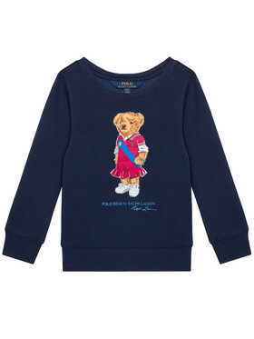 Polo Ralph Lauren Polo Ralph Lauren Μπλούζα Classics I 312837228001 Σκούρο μπλε Regular Fit