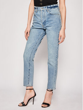 Armani Exchange Armani Exchange jeansy_skinny_fit 8NYJ51 Y2AAZ 1500 Mėlyna Skinny Fit