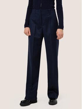 Hugo Hugo Spodnie materiałowe Hulana 50439823 Granatowy Regular Fit