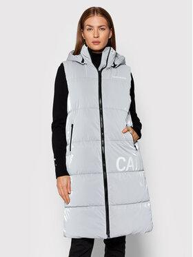 Calvin Klein Jeans Calvin Klein Jeans Prsluk J20J217282 Siva Regular Fit