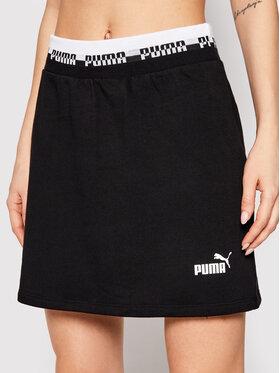 Puma Puma Mini suknja Amplified 585915 Crna Regular Fit